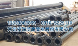 矿用聚乙烯涂层复合钢管
